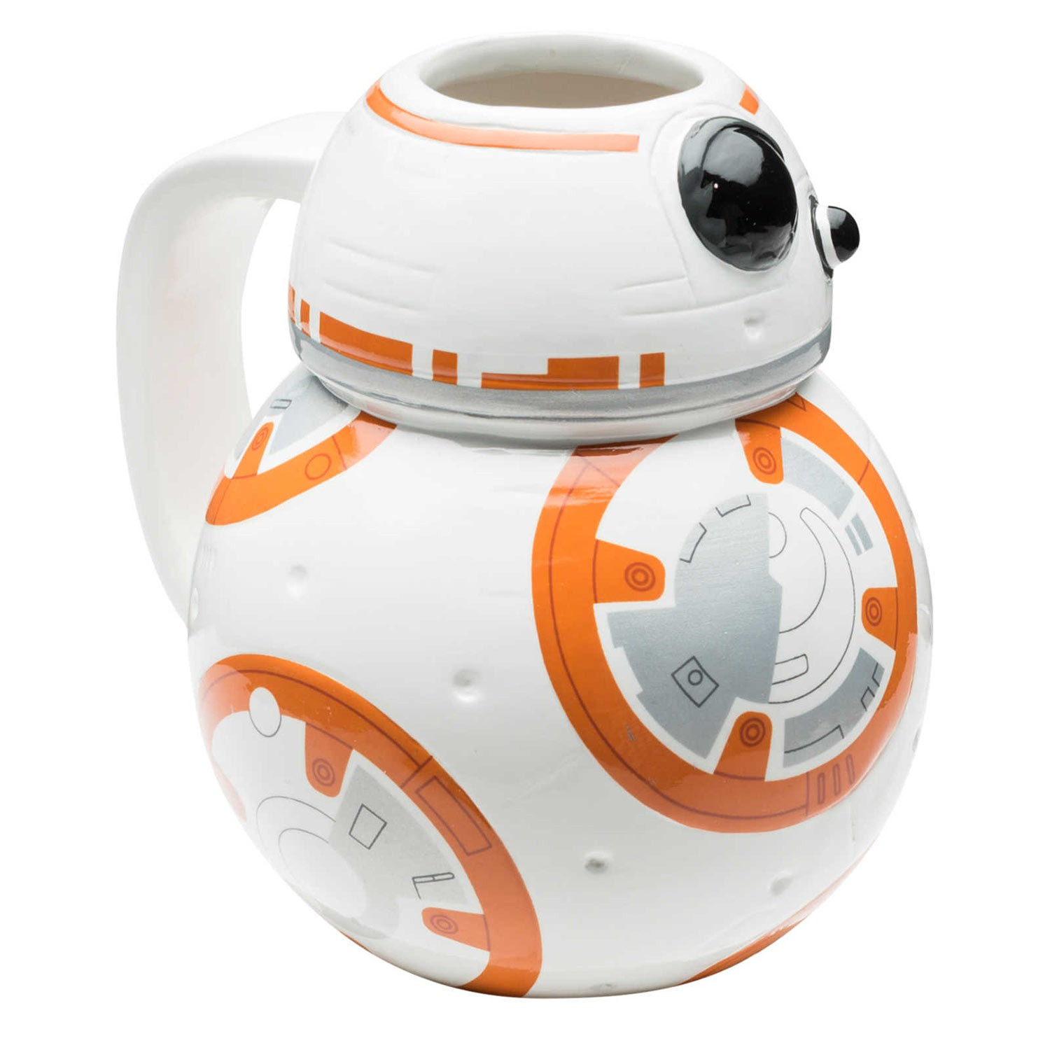 Star Wars BB-8 Sculpted 16oz Coffee Mug