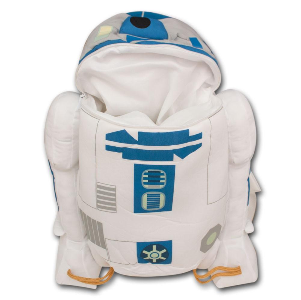 Star Wars R2D2 Plush Bag Backpack Buddy