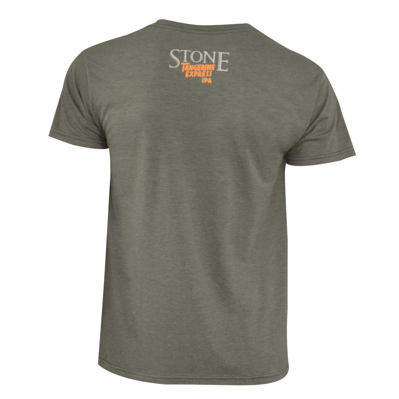 Stone Brewing Co. Tangerine Express Tee Shirt