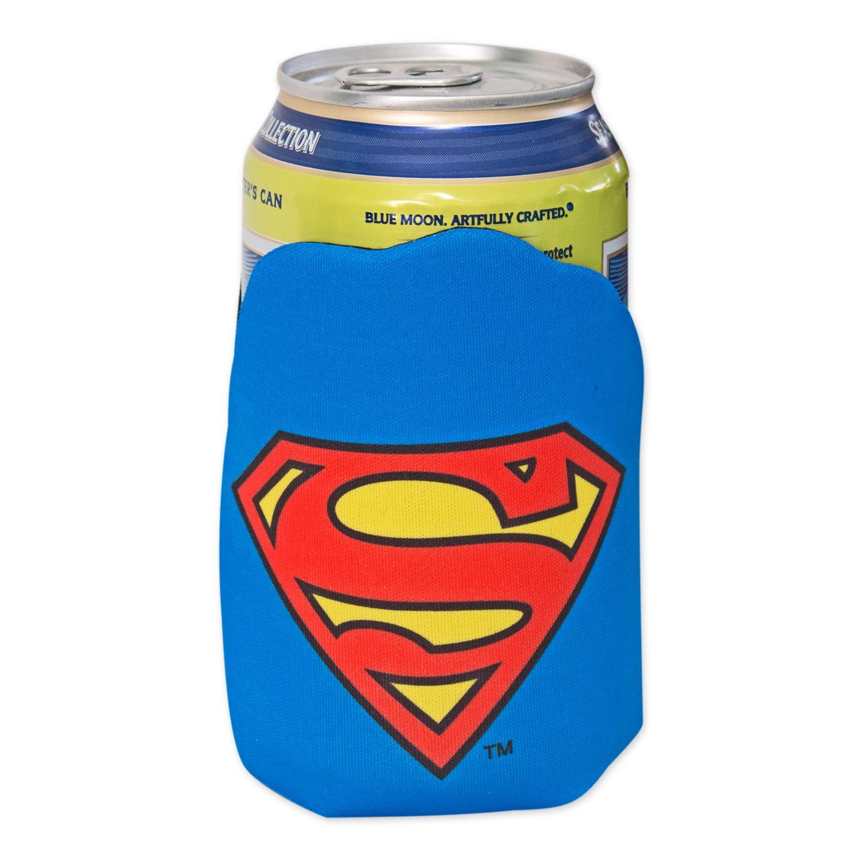 DC Superman Can Cooler