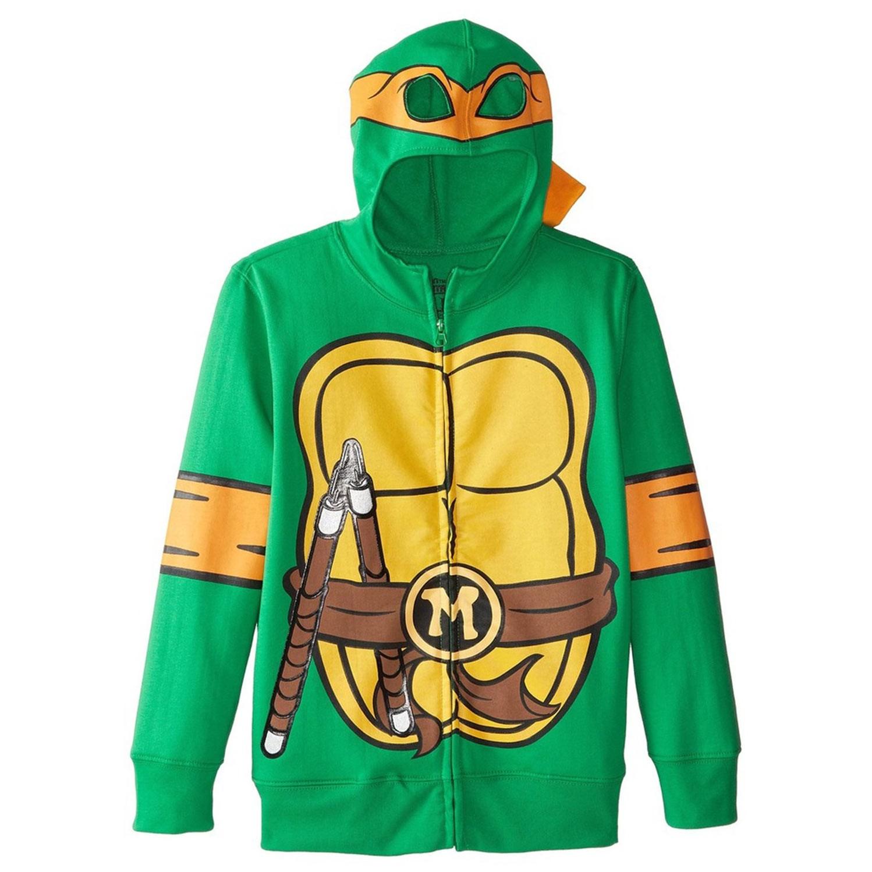Teenage Mutant Ninja Turtles Michelangelo Youth Costume Hoodie