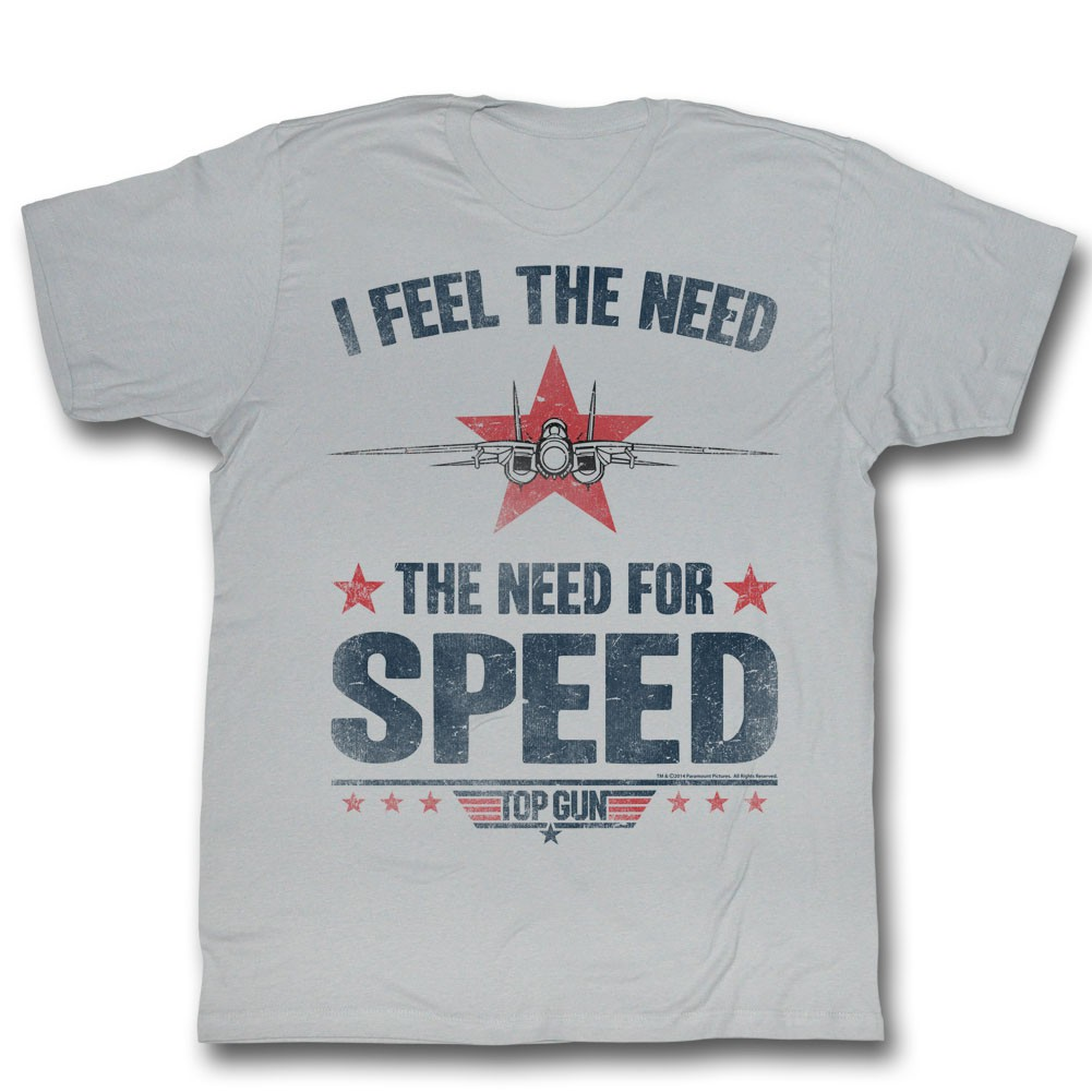 Top Gun Needing Speed T-Shirt