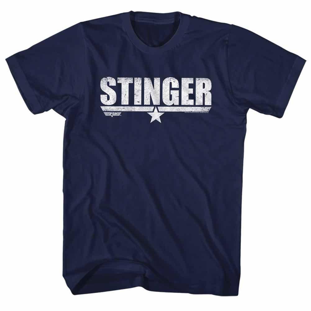 Top Gun Chipper Blue T-Shirt