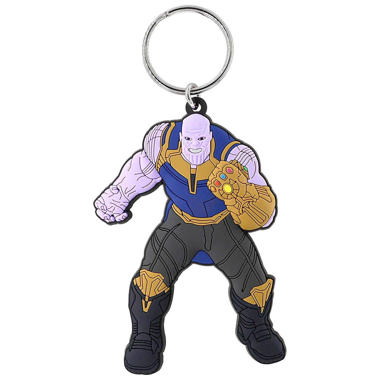 Thanos Soft Touch Keychain