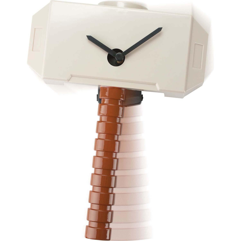 Thor Wobble Wall Clock