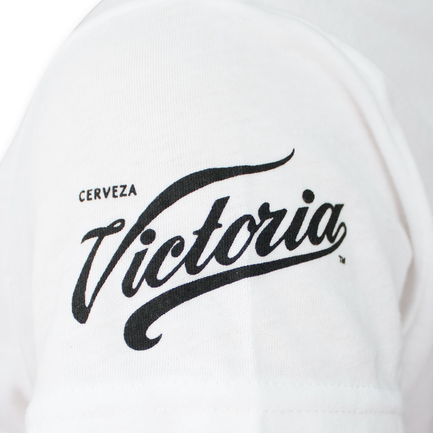 Victoria Women's White Badge T-Shirt