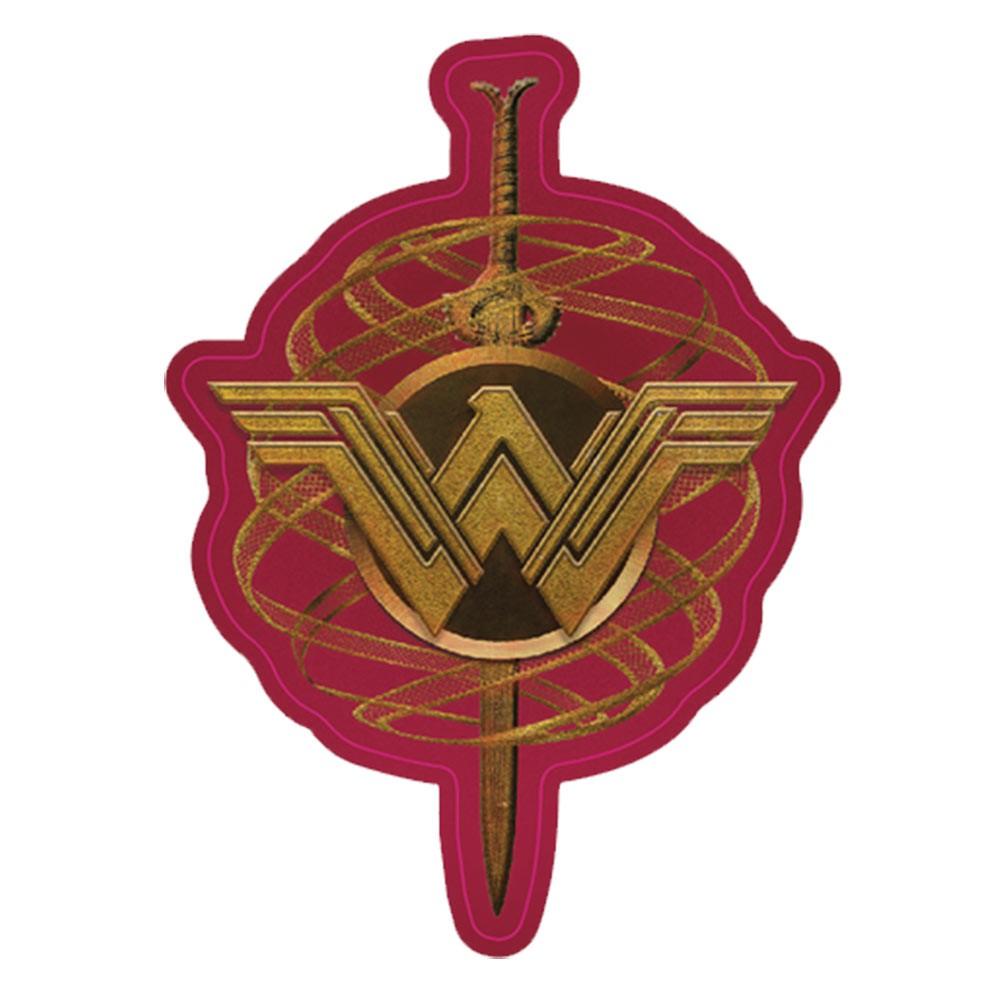 Wonder Woman Golden Decal