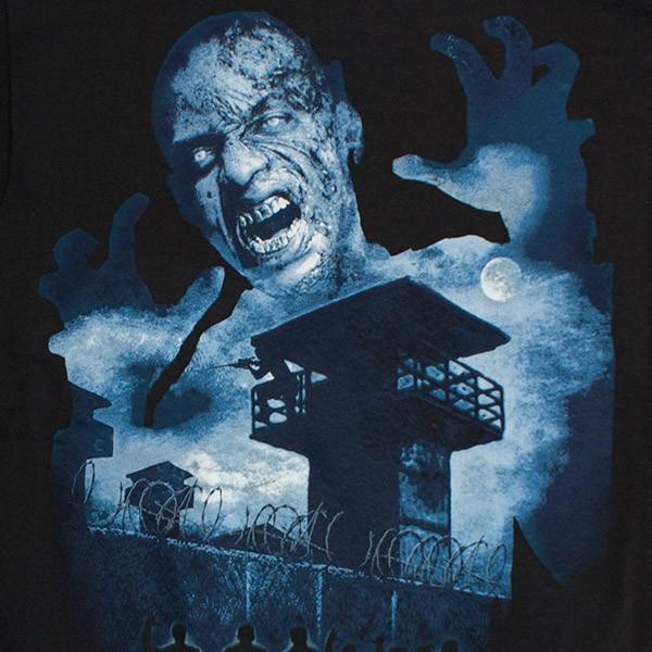 The Walking Dead Prison Shirt - Black
