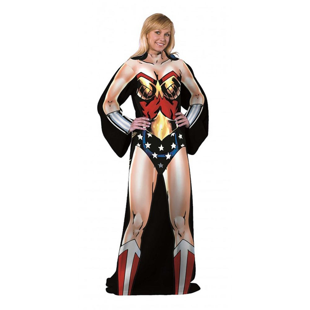 Wonder Woman Elite Adult Snuggie