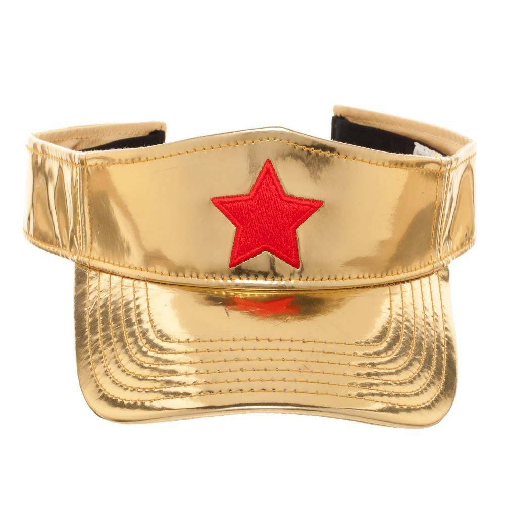 Wonder Woman Golden Visor