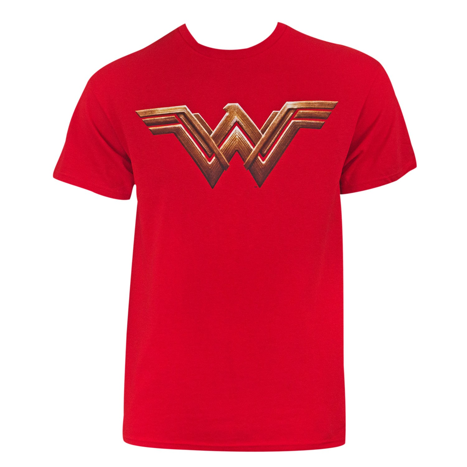 Justice League Wonder Woman Red Tee Shirt