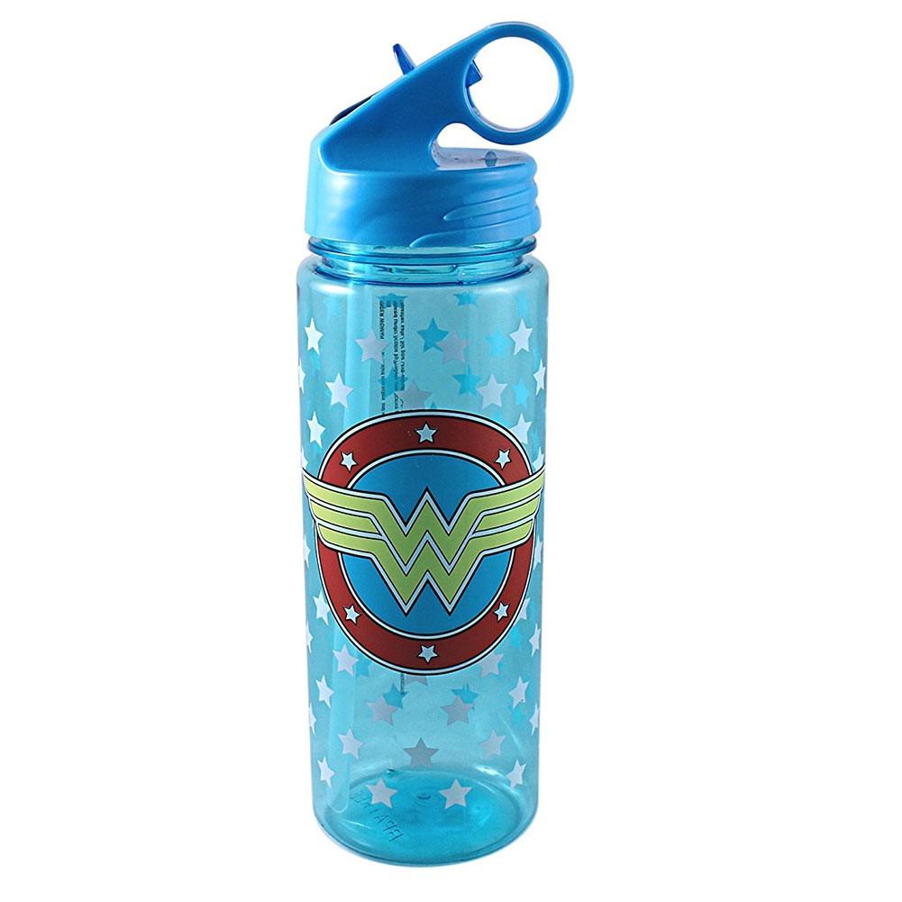 Wonder Woman 600ML Water Bottle