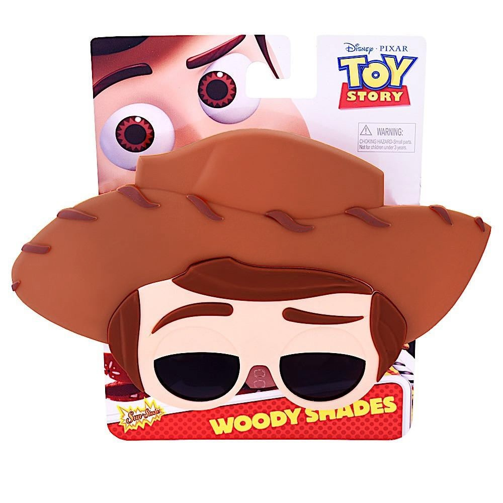 Toy Story Woody Sun-Staches Sunglasses