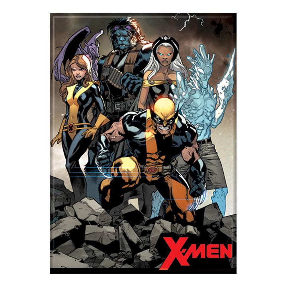 X-Men Group Magnet