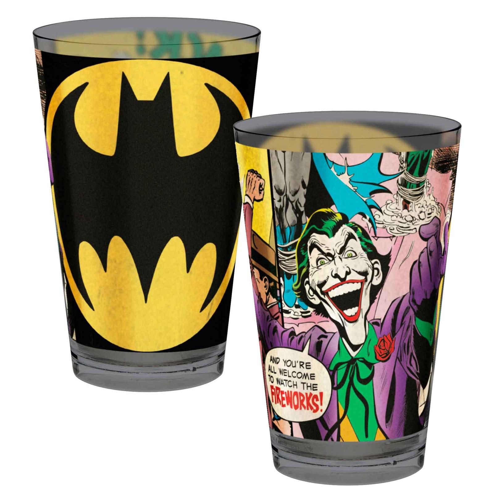 Batman Plastic Tumbler Cup