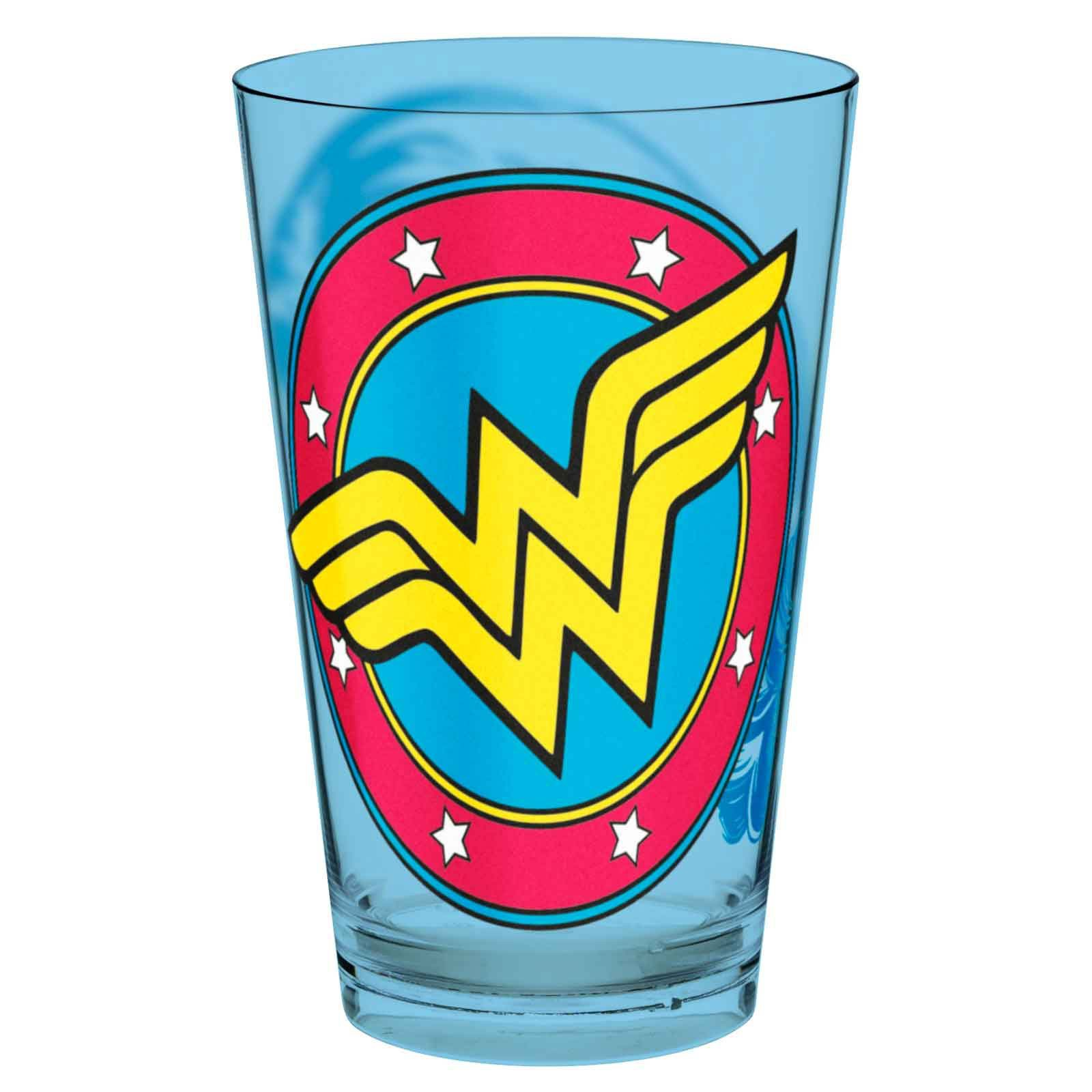 Wonder Woman Plastic Tumbler Cup