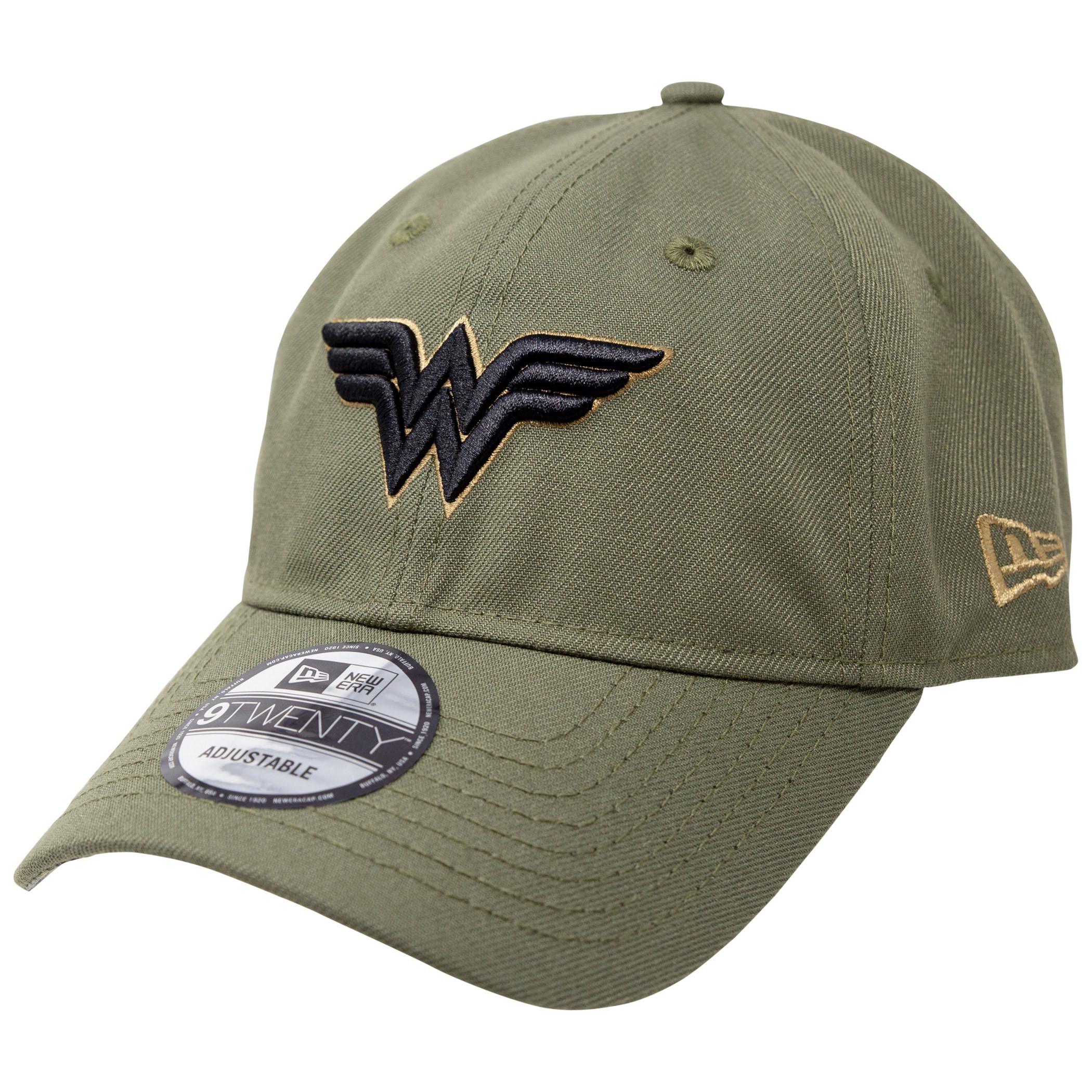 Wonder Woman Salute to Service New Era 9Twenty Adjustable Hat