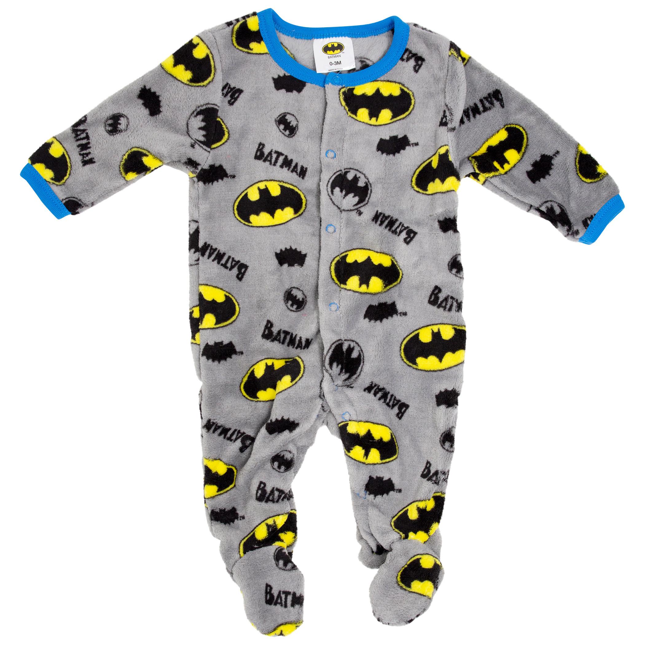 Batman Symbols Infant Onesie
