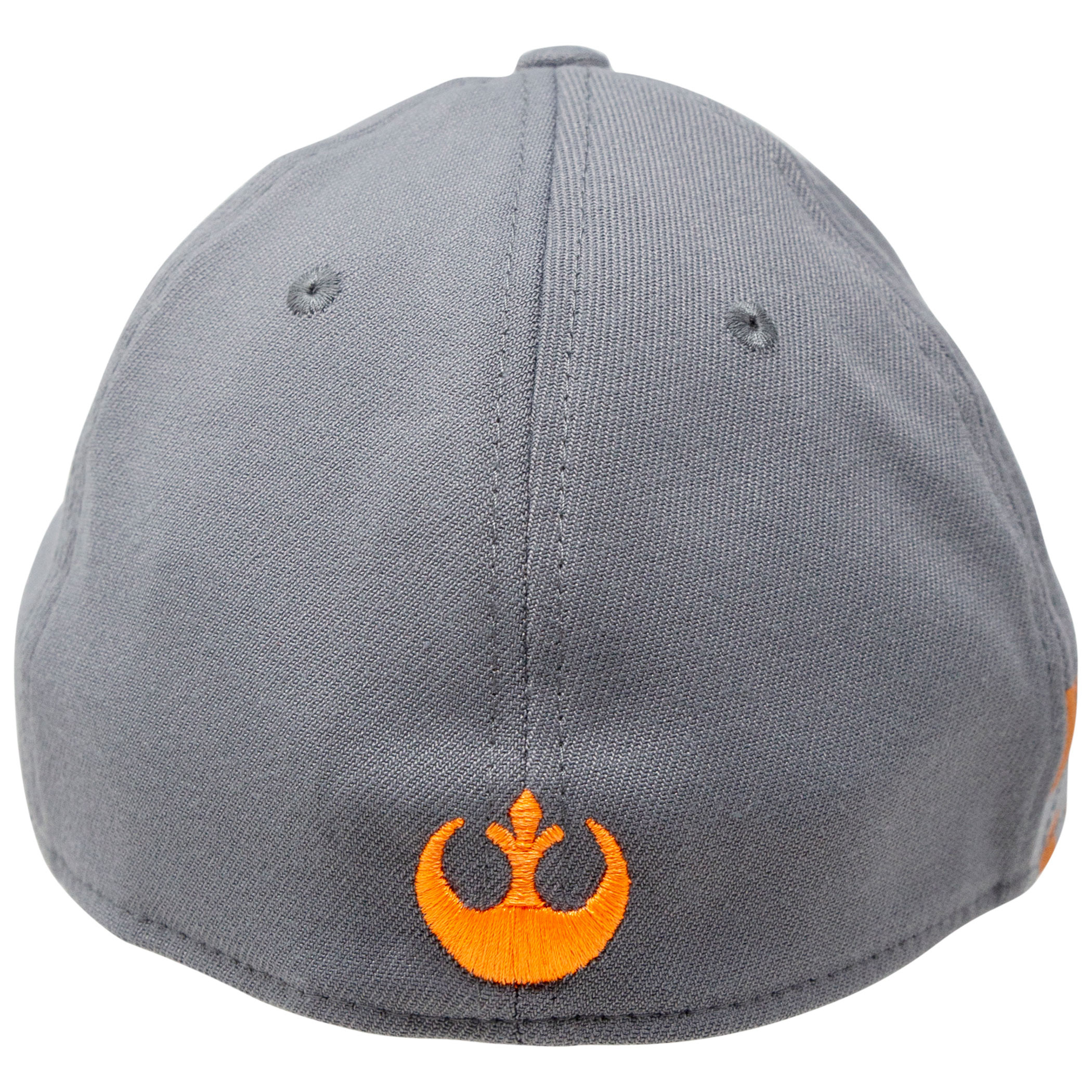 Star Wars The Rise of Skywalker Rebel Training New Era 39Thirty Flex Fitted Hat