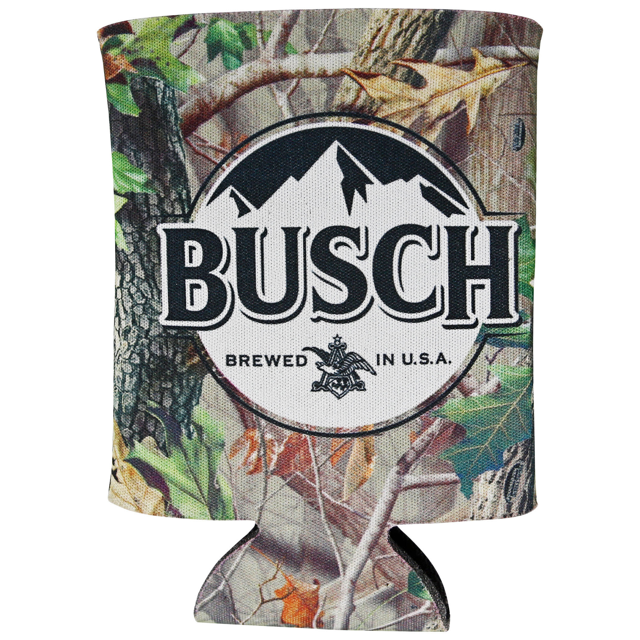 Busch Camo Can Cooler