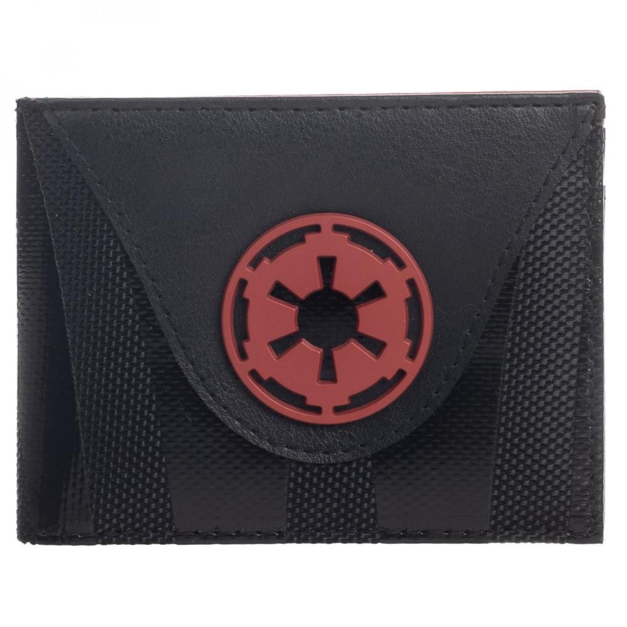Star Wars Mixed Material Imperial Bifold Wallet
