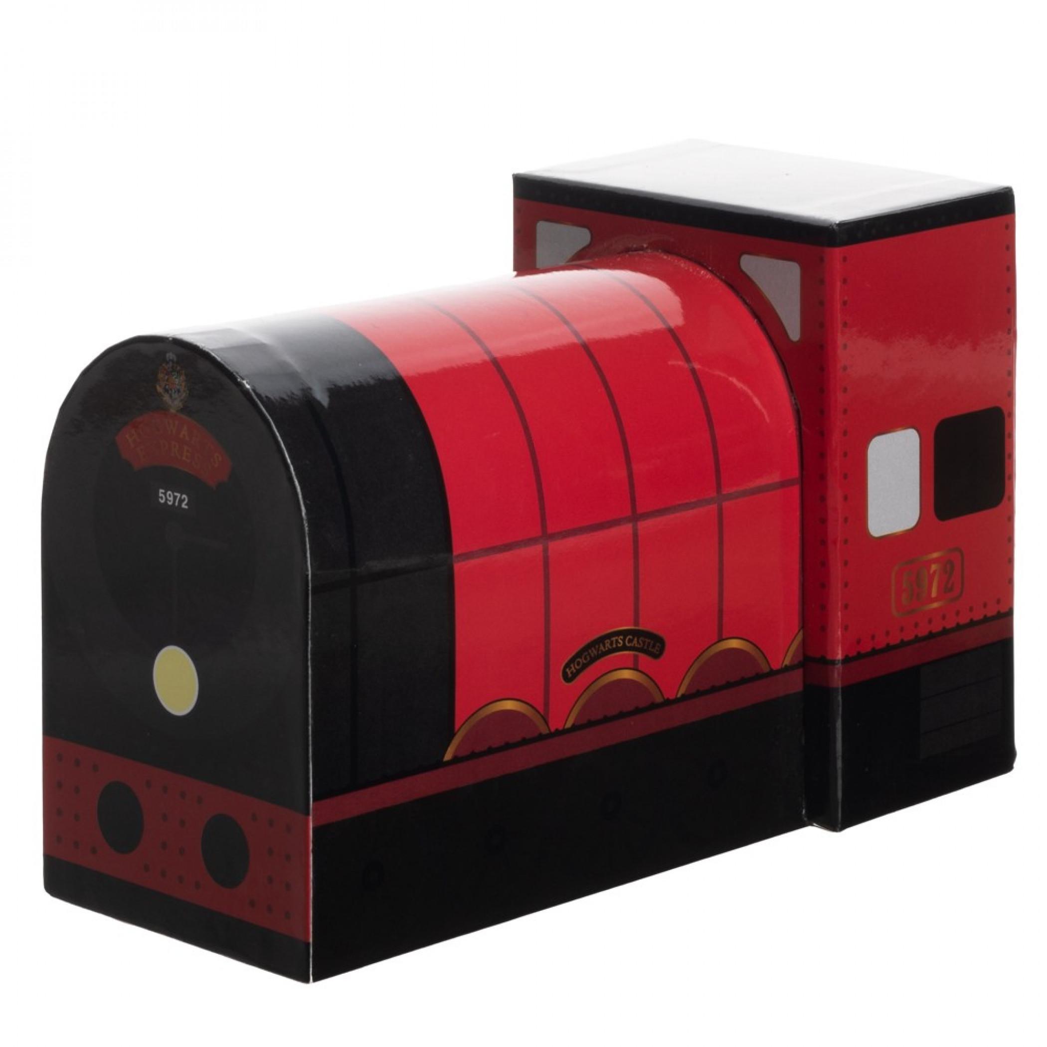 Harry Potter 3-Pair Pack Crew Socks Train Novelty Box Set