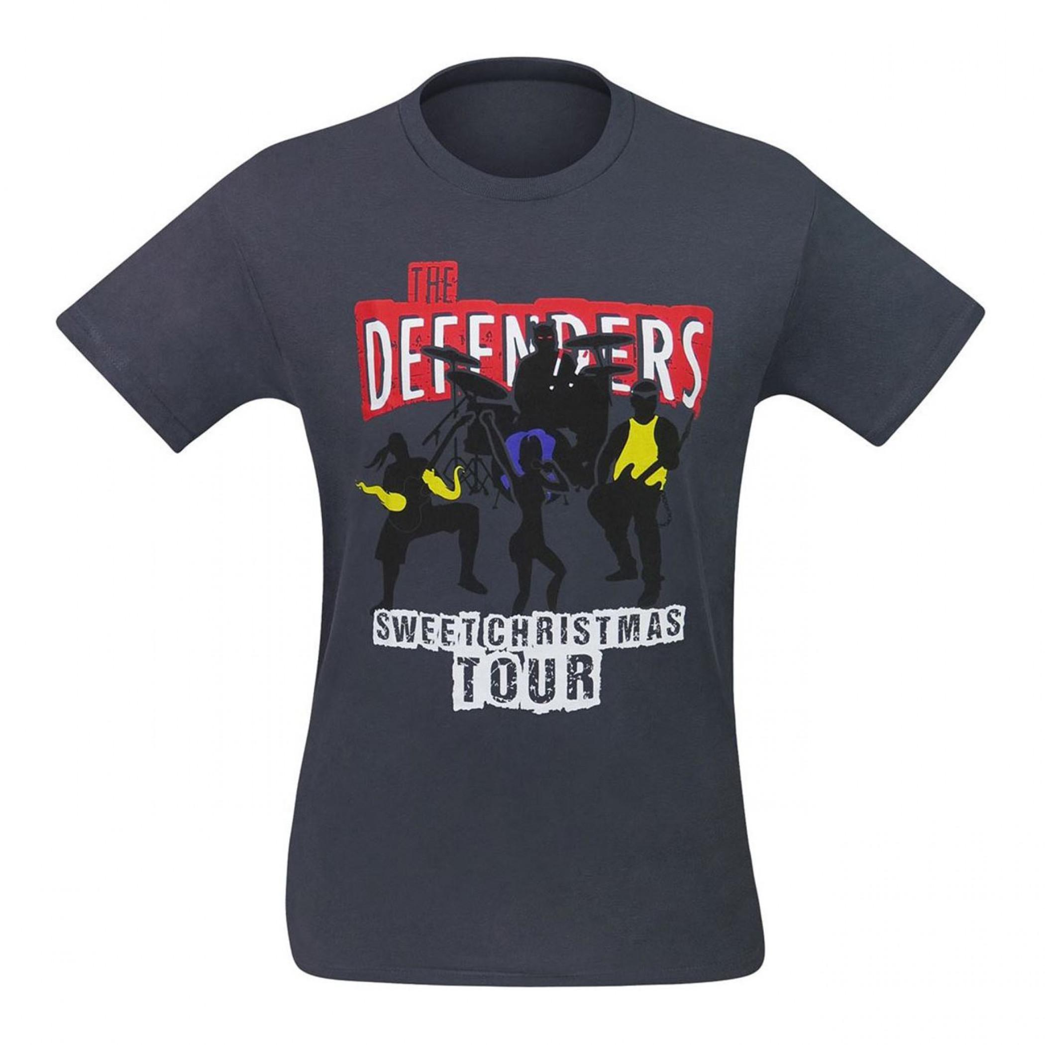 Defenders Sweet Christmas Tour Men's T-Shirt