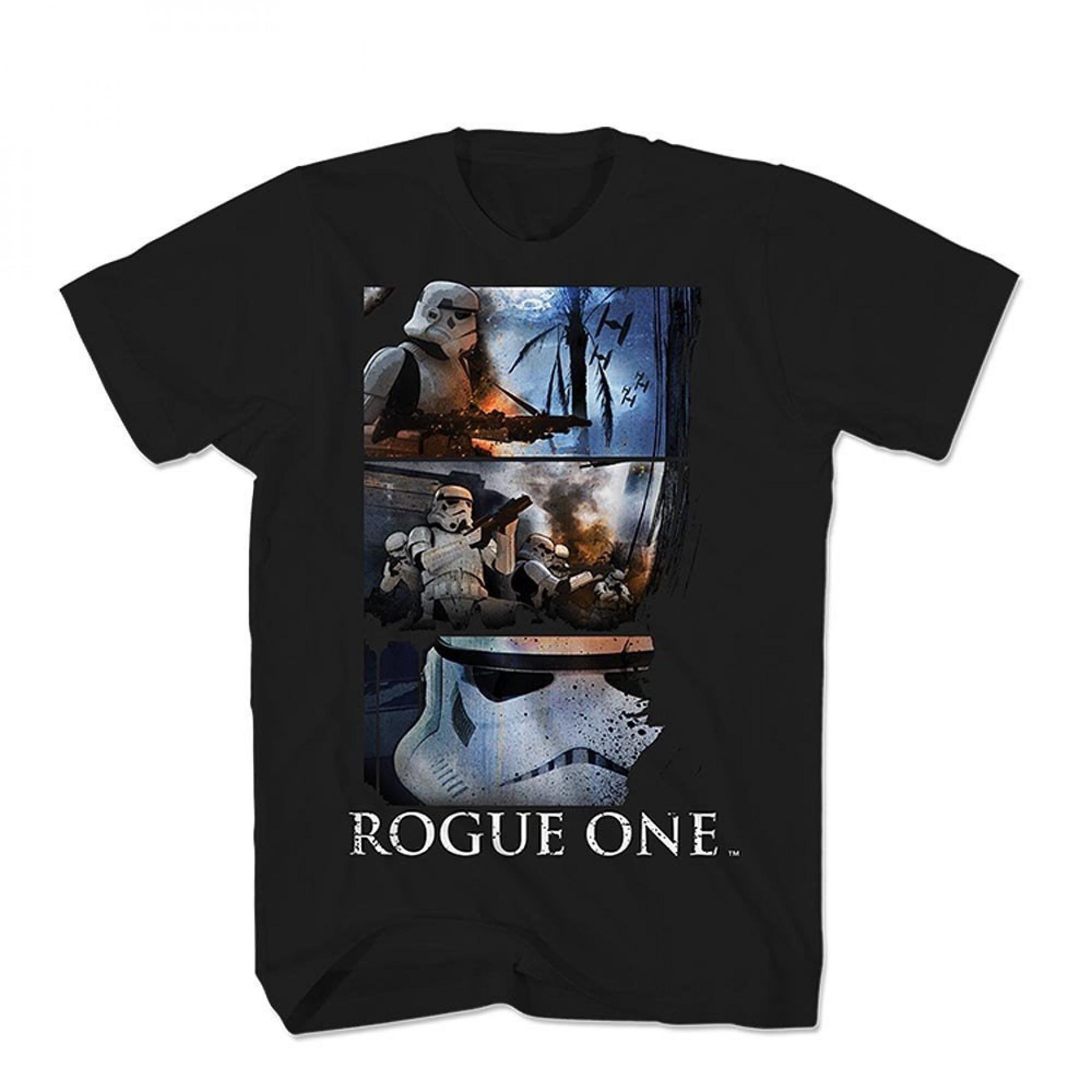 Star Wars Rogue One Beach Trip Youth T-Shirt
