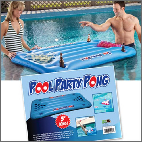 Pool Party Pong Table (5')
