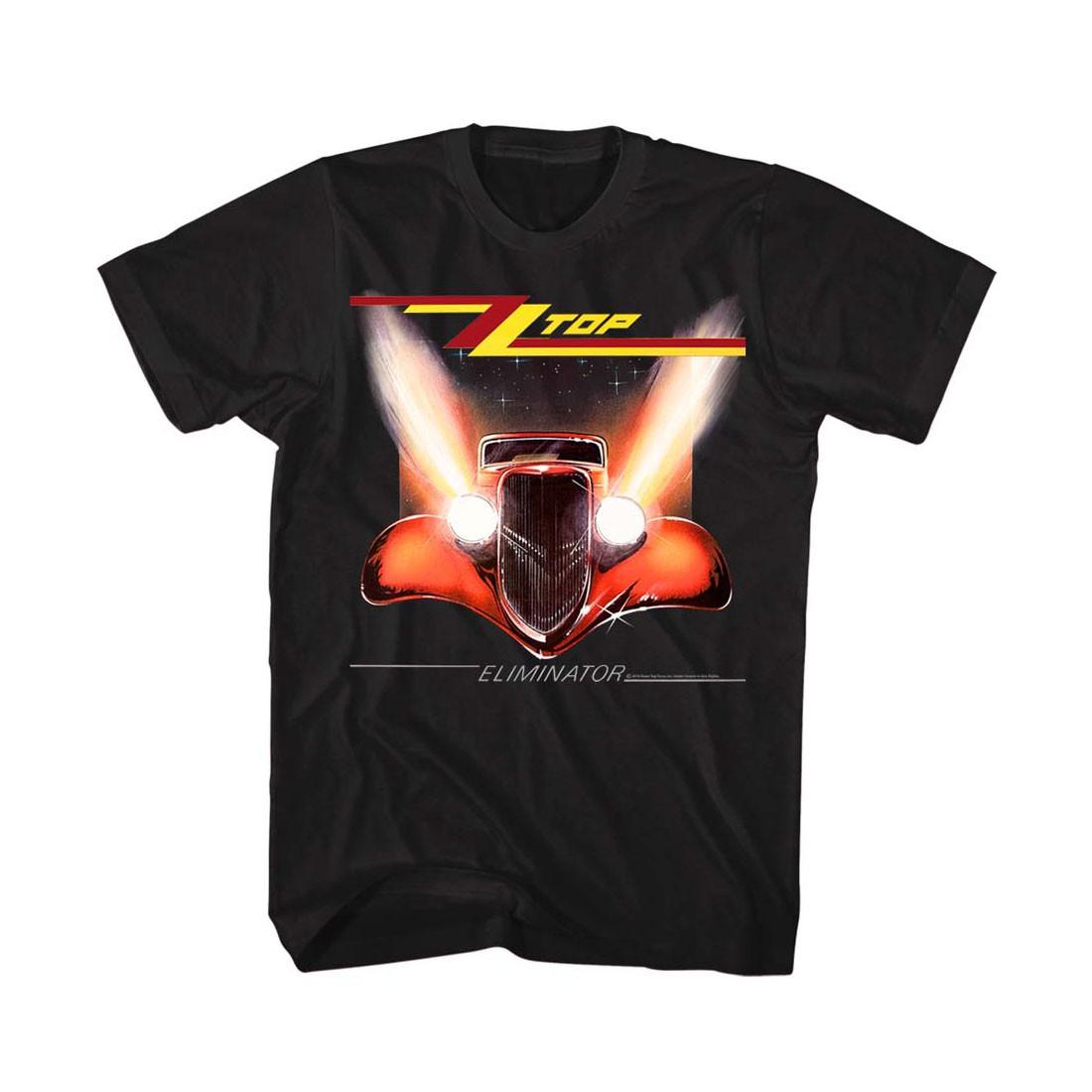 ZZ Top Eliminator Cover T-Shirt