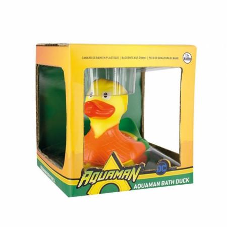 Aquaman Rubber Ducky Bath Duck