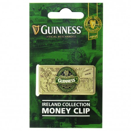 Guinness Money Clip