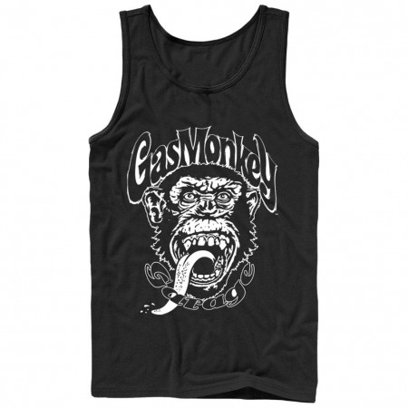 Gas Monkey Garage Monkee Black Tank Top