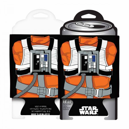 Star Wars Luke Skywalker X-Wing Suit Can Cooler