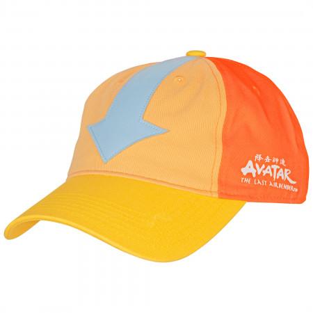 The Last Airbender Avatar Mark Adjustable Snapback Hat