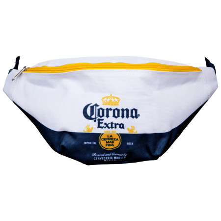 Corona Extra Brand Label Fanny Pack