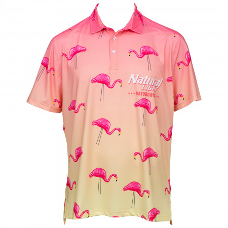 Naturdays Natural Light Party Time Tropical Bros Everyday Polo