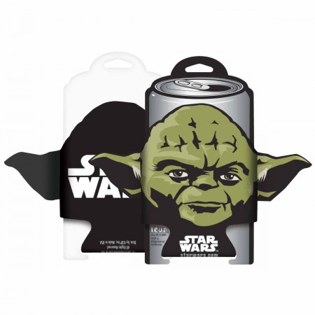 Star Wars Yoda Can Cooler