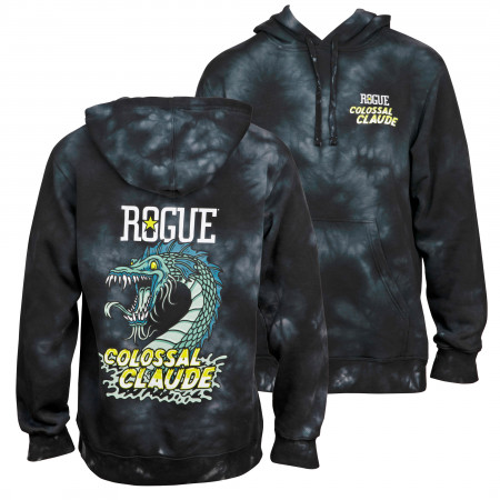 Rogue Brewery Colossal Claude Tie Dye Hoodie