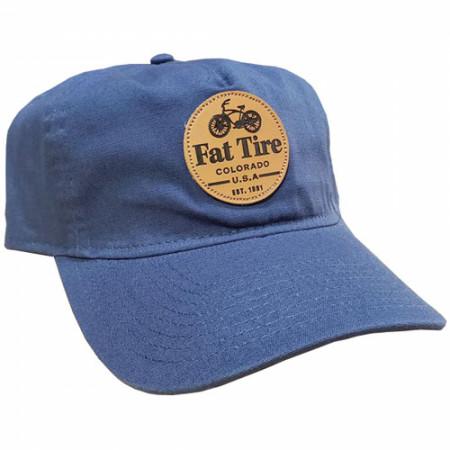 New Belgium Patch Adjustable Twill Hat