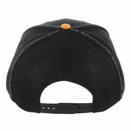 Naruto: Shippuden Taping Pre-Curved Adjustable Snapback Hat