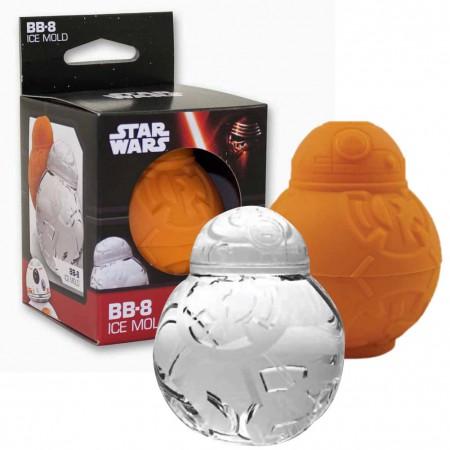 Star Wars Orange BB-8 Ice Mold