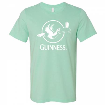 Guinness Mint Green Toucan T-Shirt