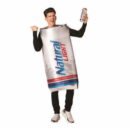 Natural Light Can Tunic Costume