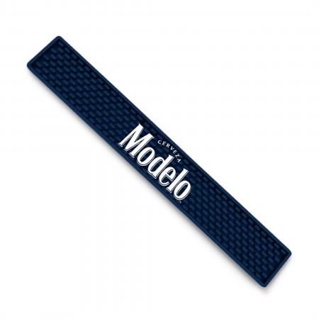Modelo Logo PVC Bar Mat