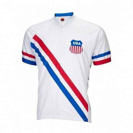 1948 Olympics USA Cycling Jersey