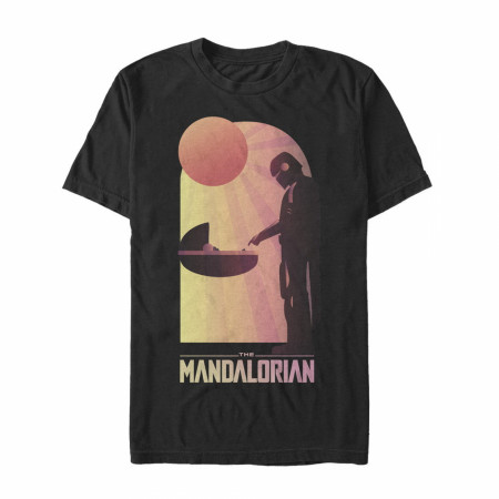 The Mandalorian and The Child T-Shirt