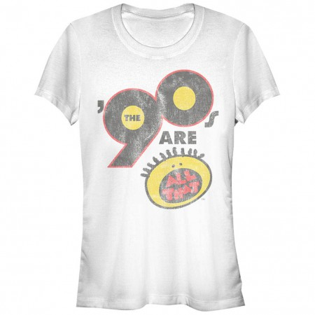 All That Nickelodeon All The Nineties White T-Shirt