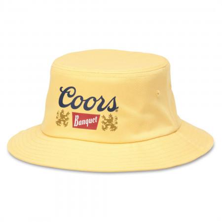 Coors Banquet Classic Logo Bucket Hat