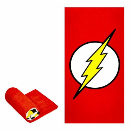 The Flash Oversized Beach Towel